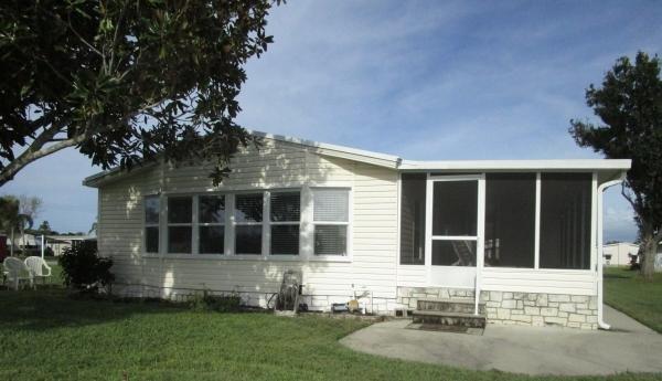 Mobile Home at 2121 EAST LAKEVIEW DRIVE, Sebastian, FL