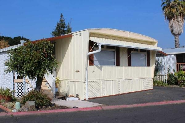 Mobile Home at 167 Neptune, Hayward, CA