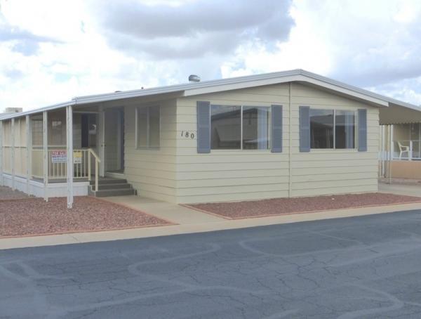 Mobile Home at 2701 E. Utopia Road #180, Phoenix, AZ