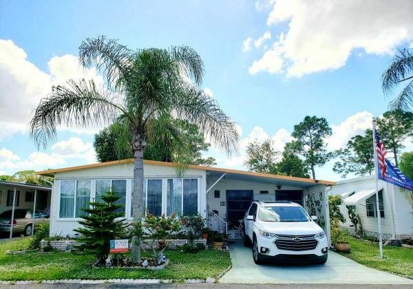 Mobile Home at 97 Captiva St, Nokomis, FL