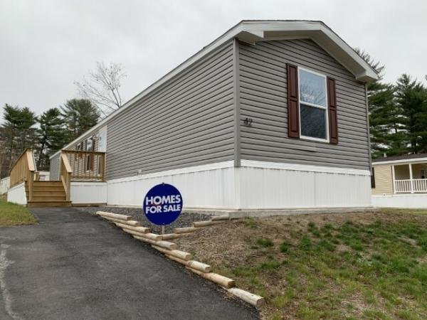Mobile Home at 42 Pine Grove Drive, Standish, ME