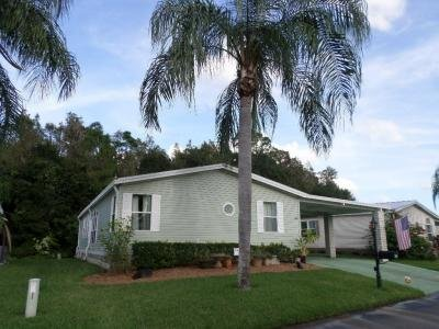 Mobile Home at 602 TULIP CIRCLE E. Auburndale, FL