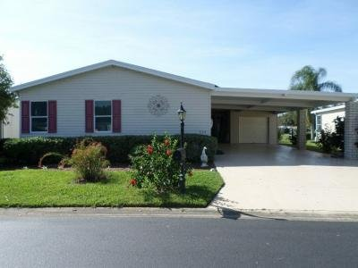 Mobile Home at 304 SOUTHHAMPTON BLVD Auburndale, FL
