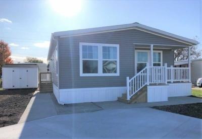 Mobile Home at 30630 Drouillard Rd. Lot #316 Walbridge, OH