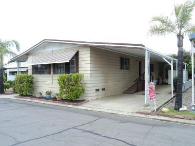 Mobile Home at 1212 H St. Sp11 Ramona, CA 92065