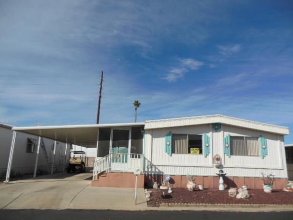 Mobile Home at 775 W Roger Rd. # 34, Tucson, AZ