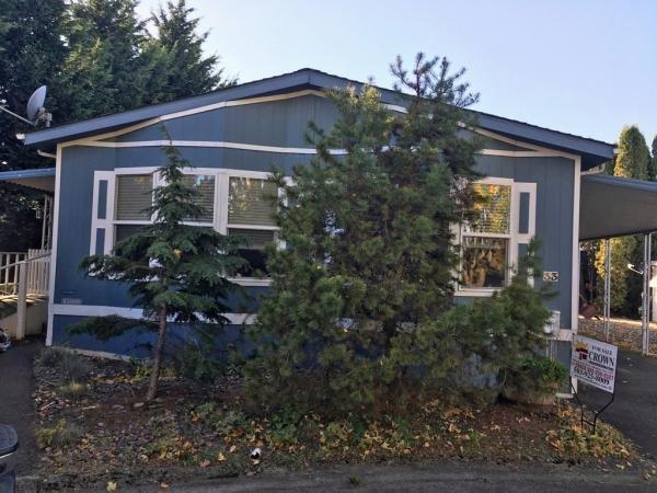 Mobile Home at 21100 NE Sandy Blvd #33, Fairview, OR