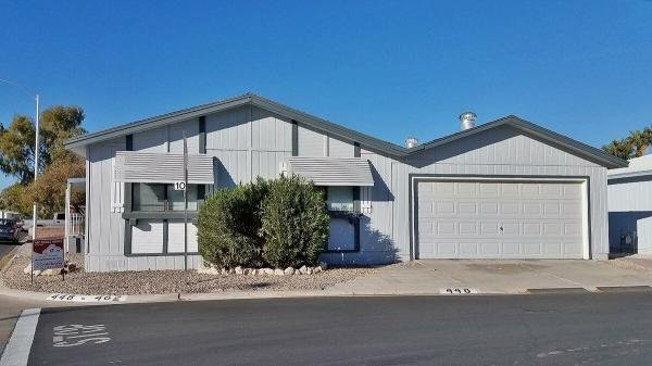 1990 Golden West Manufactured Home