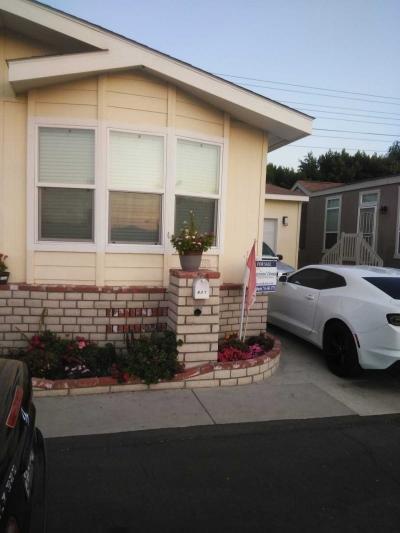 Mobile Home at 8681 katella av #827 Stanton, CA 90680