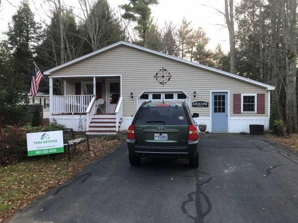 Mobile Home at 87 Eagle Dr., Rochester, NH