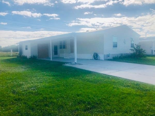 2000 Palm Harbor  Mobile Home