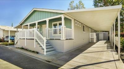 Mobile Home at 21310 Willow Weed Way Santa Clarita, CA 91350