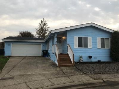 Mobile Home at 1699 N. Terry #213 Eugene, OR