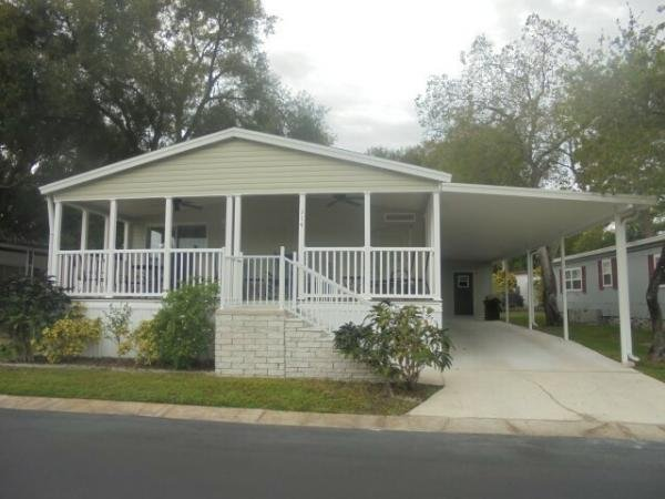 Mobile Home at 3432 State Road 580, #314, Safety Harbor, FL