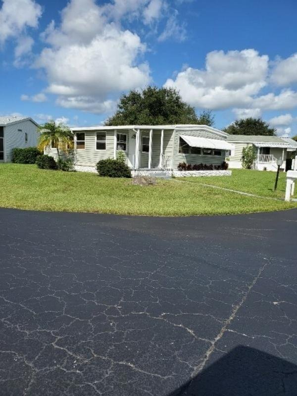 Mobile Home at 6921 N.W. 43rd Ave., #B-07, Coconut Creek, FL