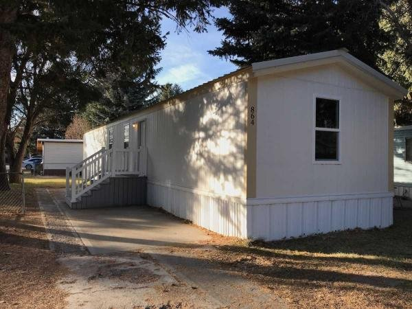 Mobile Home at 864 Goldie, Idaho Falls, ID