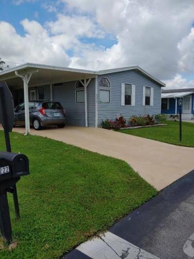 Mobile Home at 7212 SE Sweetwood Terrace Stuart, FL 34997