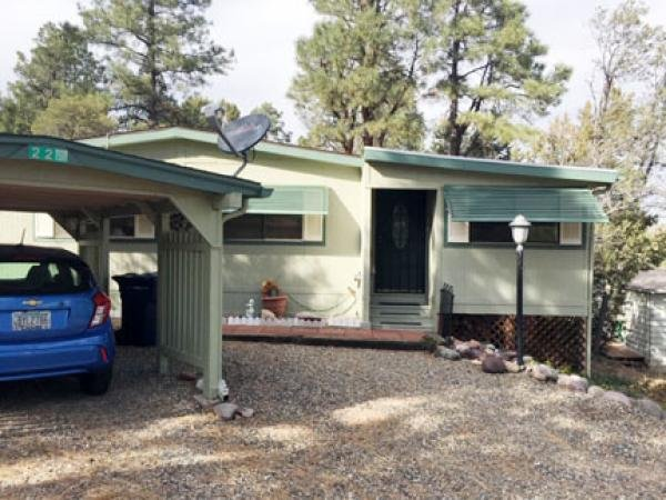 Mobile Home at 229 MIDWAY, Prescott, AZ