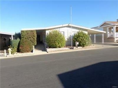Mobile Home at 626 North Dearborn Street #131 Redlands, CA 92374
