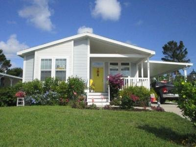Mobile Home at 1082 WEST LAKEVIEW DRIVE Sebastian, FL 32958