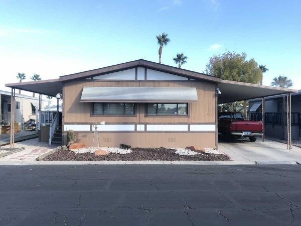 Mobile Home at 5303 E. Twain , Las Vegas, NV