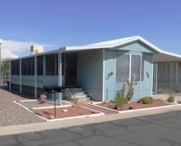 Mobile Home at 2701 E. Utopia Road, Space #118, Phoenix, AZ