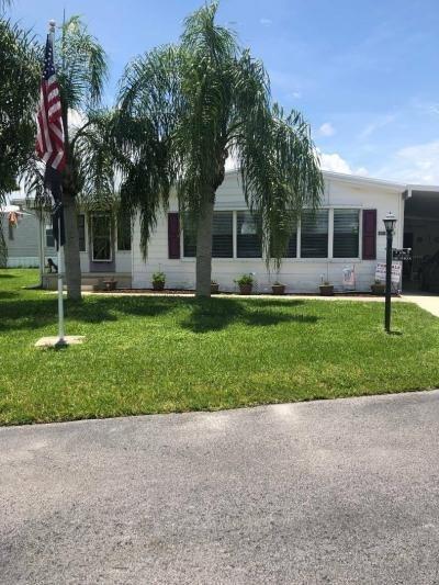 Mobile Home at 4596 SE Basswood Terrace Stuart, FL 34997
