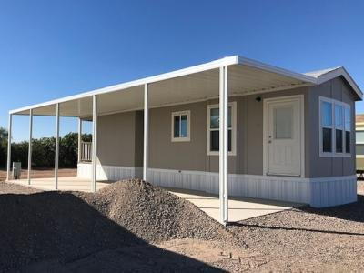 Mobile Home at 1050 S. Arizona Blvd. #c-4 Coolidge, AZ 85128