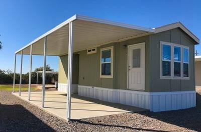 Mobile Home at 1050 S. Arizona Blvd., #c-5 Coolidge, AZ 85128