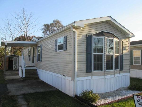 Mobile Home at 202 Aloe Court, York, PA
