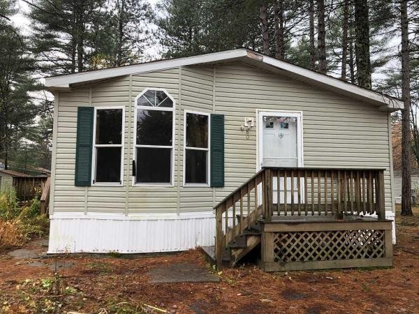 Mobile Home at 80 Evergreen Drive Friendly Village Gorham, Me. 04038, Gorham, ME