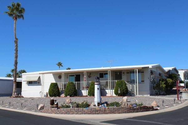 Mobile Home at 1310 Kelpwood St, Boulder City, NV