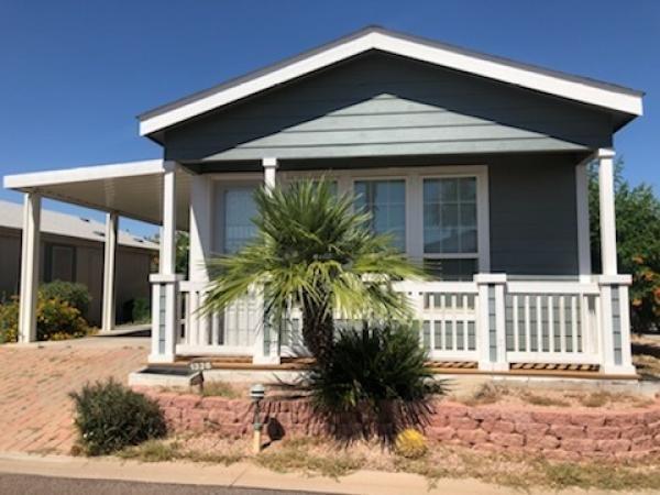 Mobile Home at 8865 E Baseline Rd. 1326, Mesa, AZ