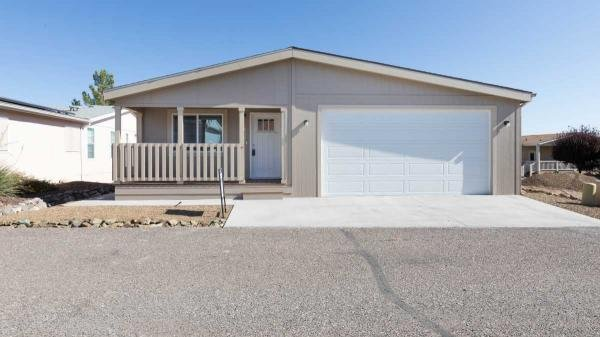 Mobile Home at 1057 Player Drive, Cottonwood, AZ