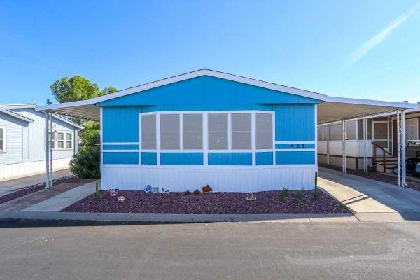 Mobile Home at 8401 S Kolb Rd #431, Tucson, AZ