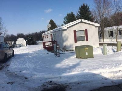 Mobile Home at 2229 Bart St Croswell, MI 48422