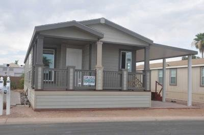 Mobile Home at 101 N 38Th Street Mesa, AZ 85205