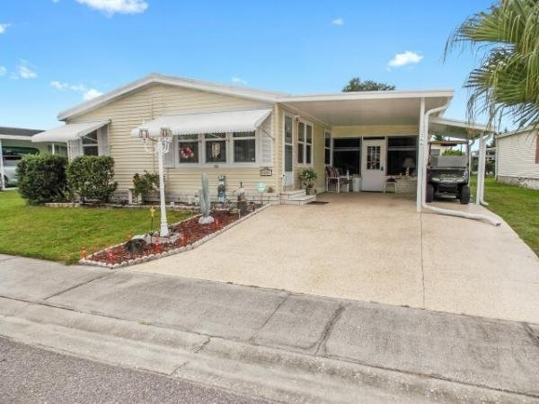 Mobile Home at 6241 Presidential Circle, Zephyrhills, FL