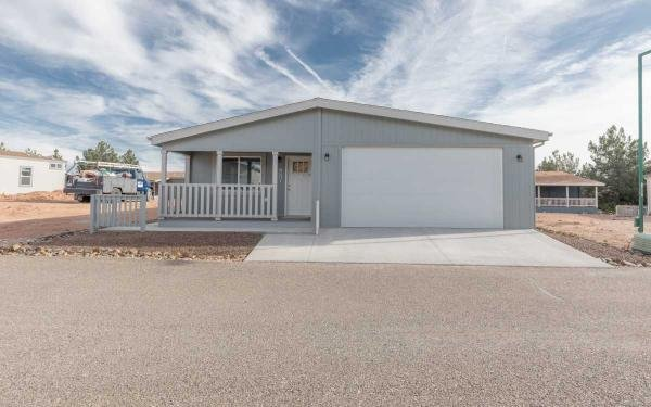 Mobile Home at 1033 Miller Drive, Cottonwood, AZ
