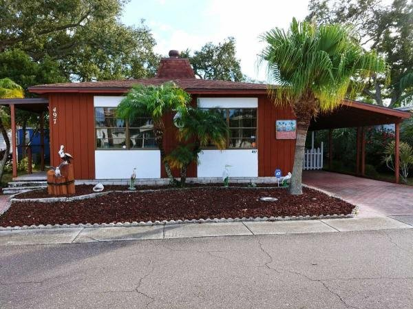 Mobile Home at 497 Red Wing Circle, Largo, FL