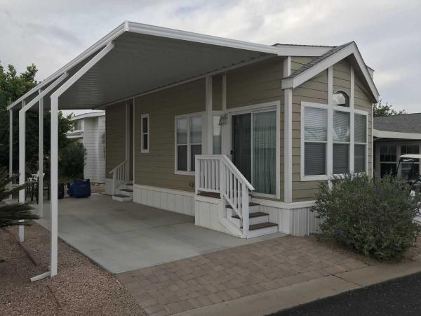 Mobile Home at 8865 E. Baseline Rd. 1623, Mesa, AZ