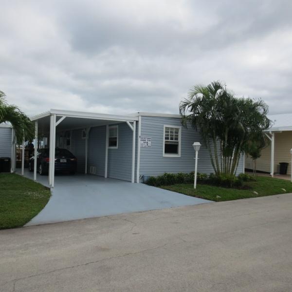 Mobile Home at 9 West Harbor Lane , Vero Beach, FL