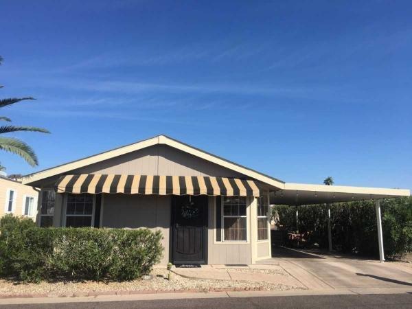 Mobile Home at 8865 E. Baseline Rd #928, Mesa, AZ
