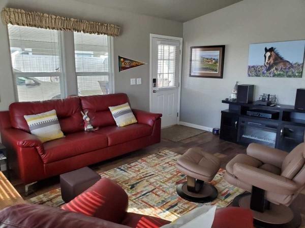 Mobile Home at 650 N. Hawes Rd. #3810, Mesa, AZ