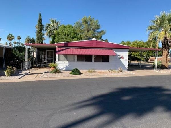 Mobile Home at 303 S. Recker Rd., Mesa, AZ