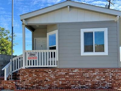 Mobile Home at 8545 Mission Gorge Road #211 Santee, CA 92071