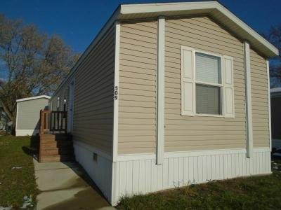 Mobile Home at 41275 Old Michigan Ave. #509 Canton, MI 48188