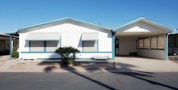Mobile Home at 3500 S. Tomahawk Rd., Apache Junction, AZ