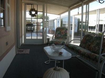 inside front porch