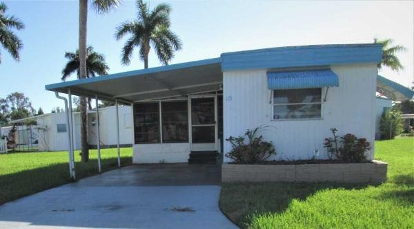 Mobile Home at 119 Shoreland Drive, Fort Myers, FL
